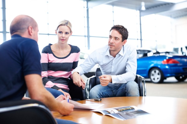 How to negotiate with a dealer