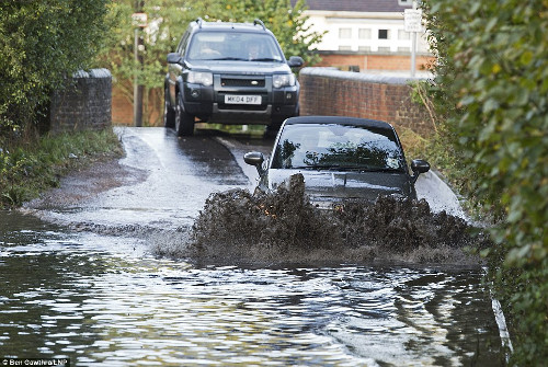 Warning! Flooded Vehicle's flogged into the used car market for cheap
