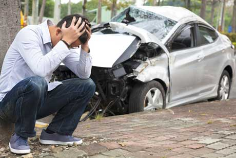 Vehicle Write Off Categories Explained