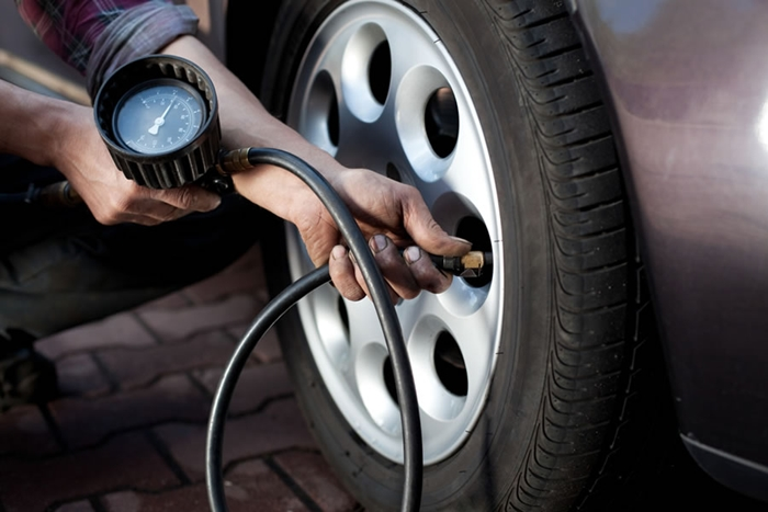 Reasons to monitor tyre pressure