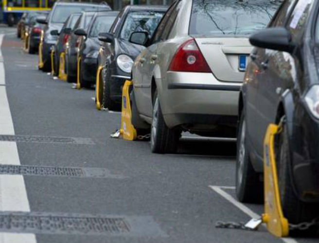 Major Change For Clamping In Ireland