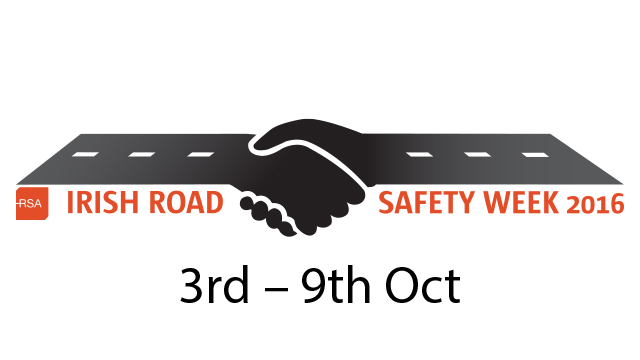 Irish Road Safety Week 2016