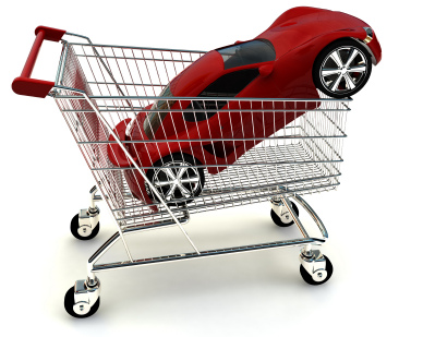 Going Shopping for a New Car?