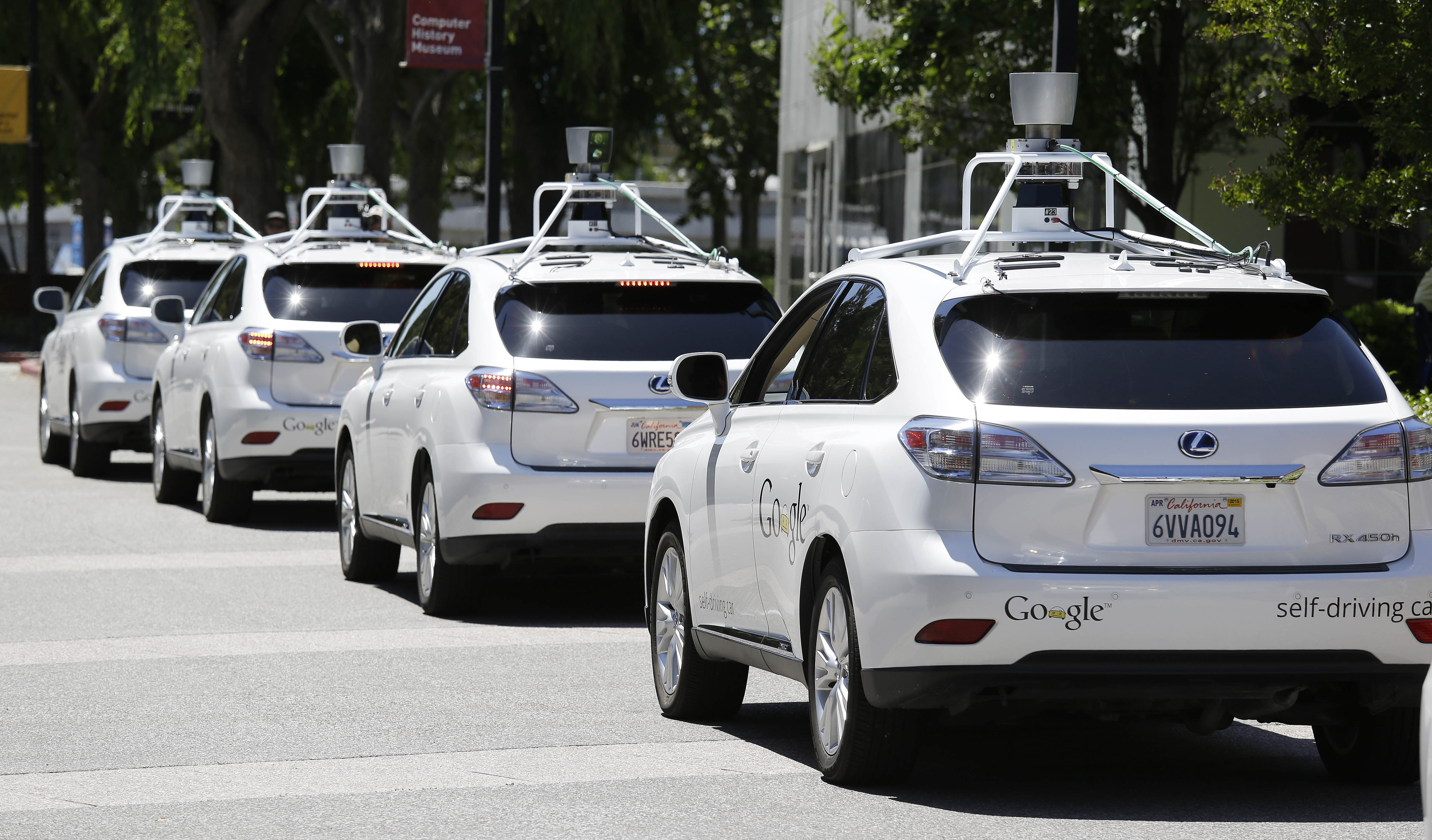 Terrorists May Use Self-Driving Cars as Portable Weapons