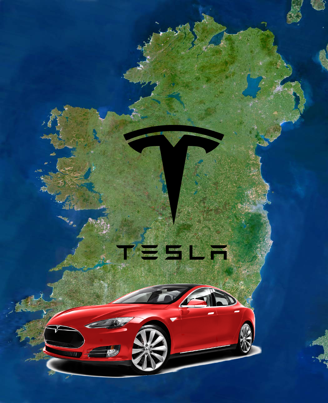 Tesla Now Selling Cars In Ireland
