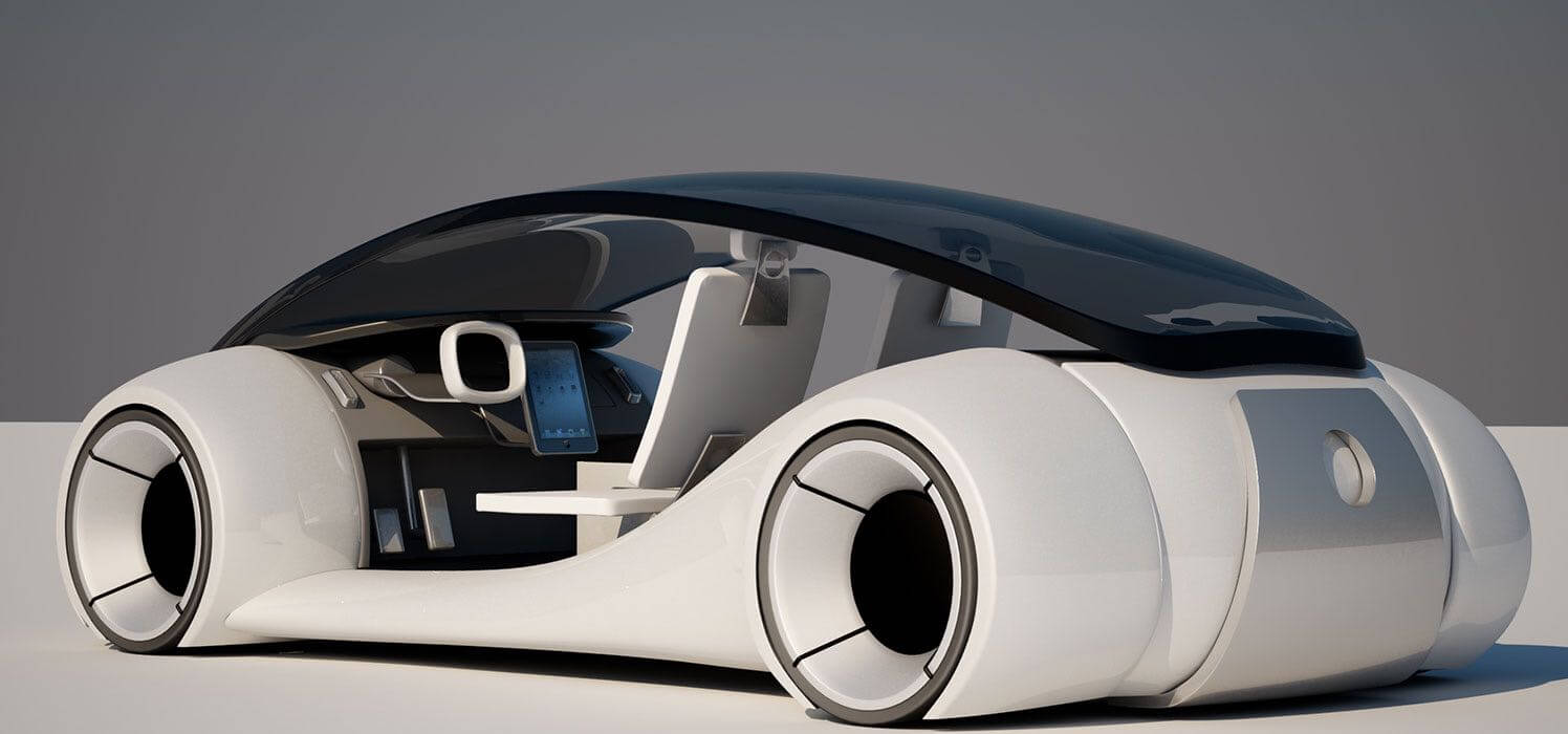 Apple may soon announce their own self-driving iCar
