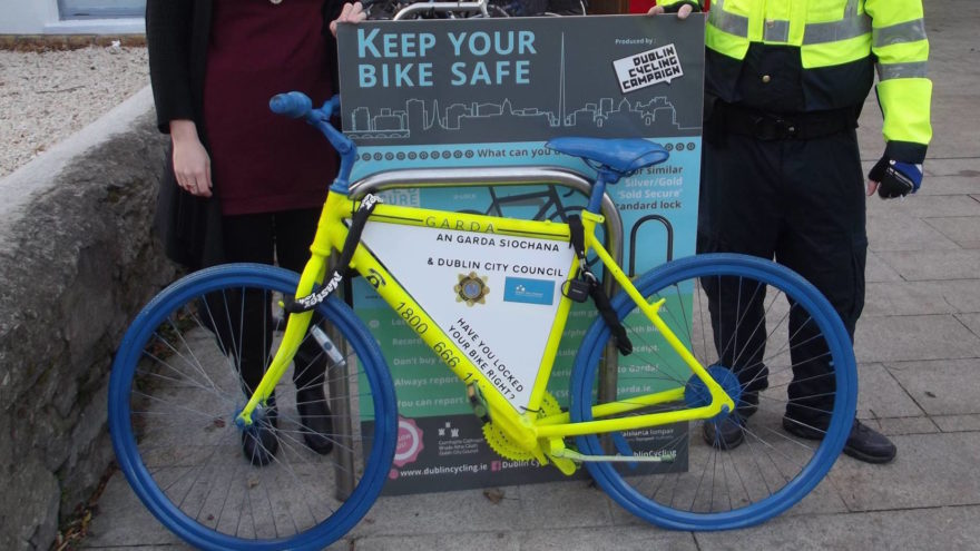 Rathmines Anti-Theft Initiative For Bikes