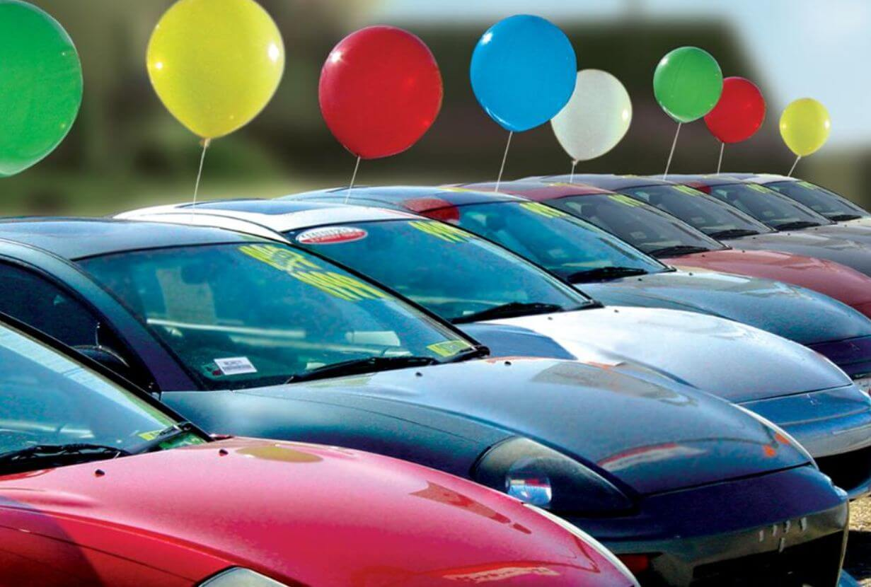 Secondhand car imports doubled in November