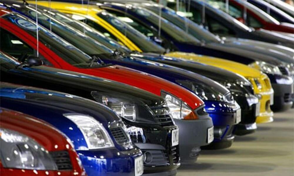 New car sales up by 4.5% in the first ten days 2017