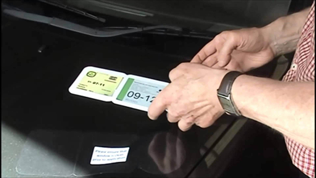 How to know if a vehicle is officially taxed and has a valid NCT