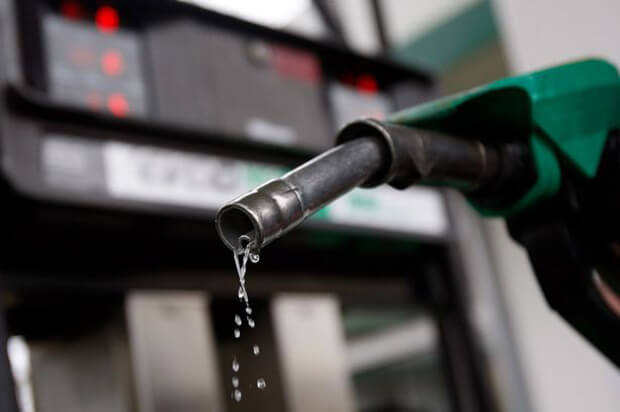 Cost of petrol and diesel falls for the first time in six months