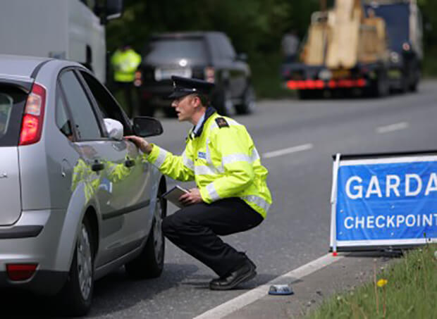 8 in 10 motorists support new Garda drug testing