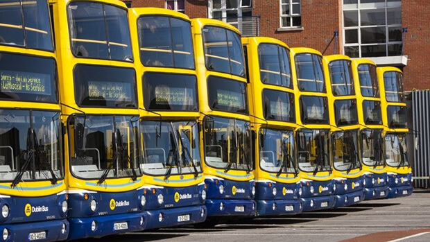 Dublin Bus Set For A Major Overhaul