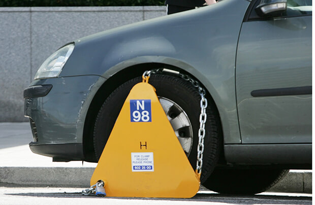 New Clamping Laws Come Into Effect