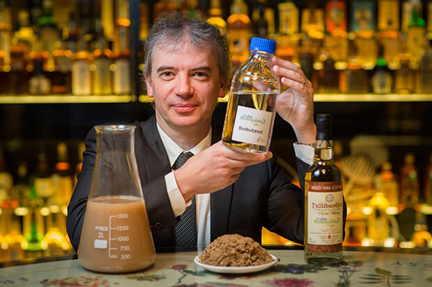 Whisky is the new fuel propelling cars of the future