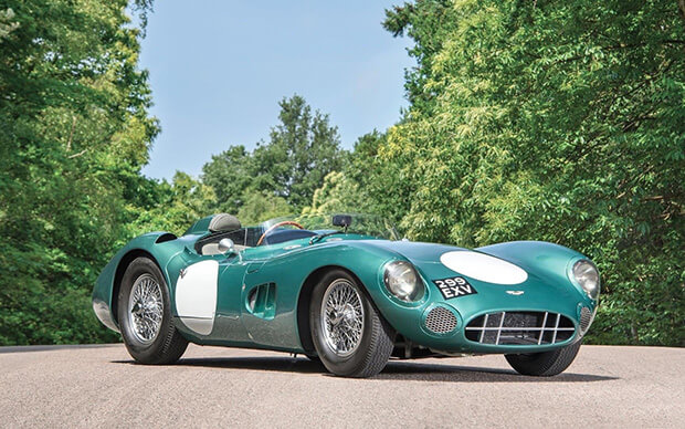 The most expensive British car in history sells for a whopping £17.5m