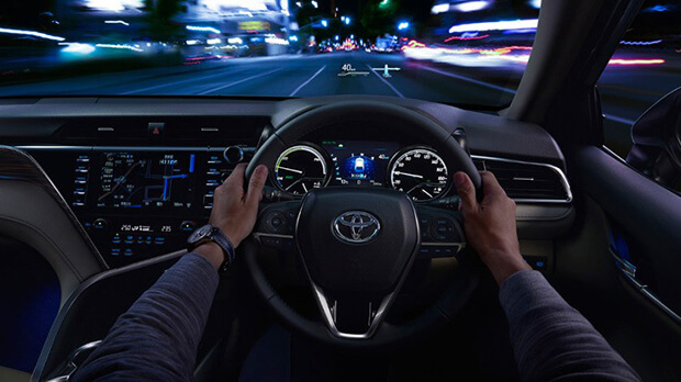 Toyota, Intel and Ericsson teaming up to collect Big Data from cars
