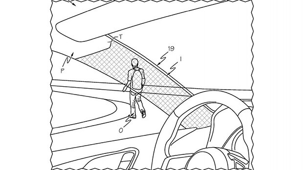 Toyota has Patented a new Cloaking Device to Make Car Pillars Appear Transparent