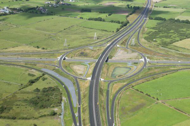 New Galway M17/M18 motorway to open today ahead of schedule