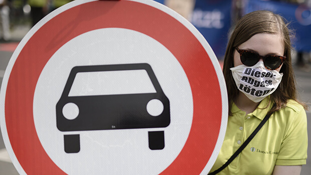 The Diesel Wars - New study finds diesel cars are 'more polluting' than thought