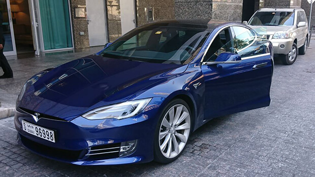 Electric cars in Dubai get free registration, parking and charging