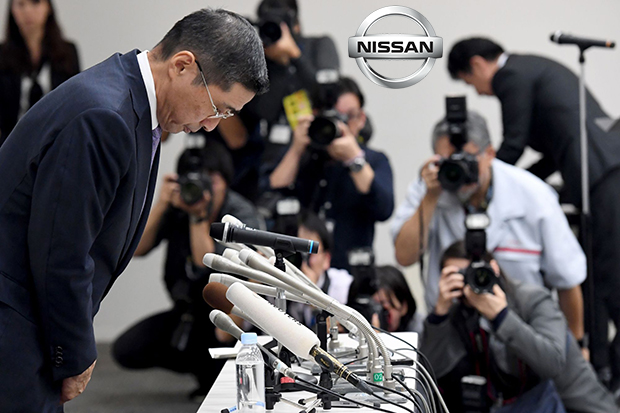 Nissan to suspend domestic production of cars to the Japan market