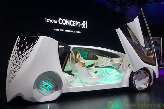 Toyota to have intelligent talking cars by 2020
