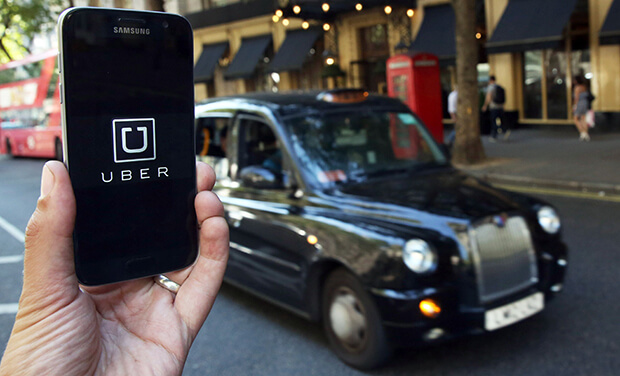 Uber denied licence to operate in London in shock move that bans cars from city's streets