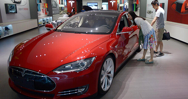 Tesla to make car in China in 3 years