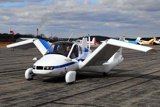 Chinese company Geely to launch flying cars after Terrafugia deal