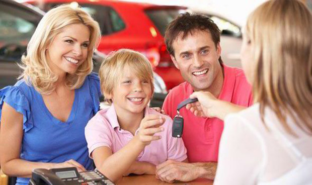 Payment options when buying a used car