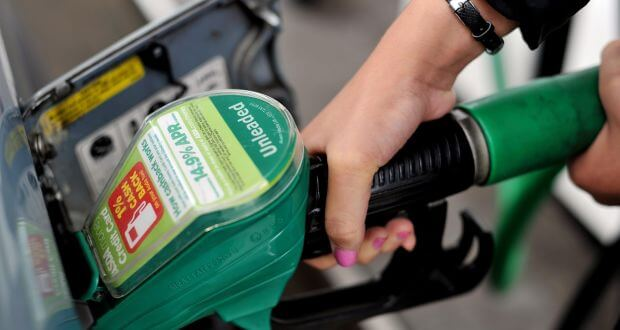 Fuel prices at their highest for eight months