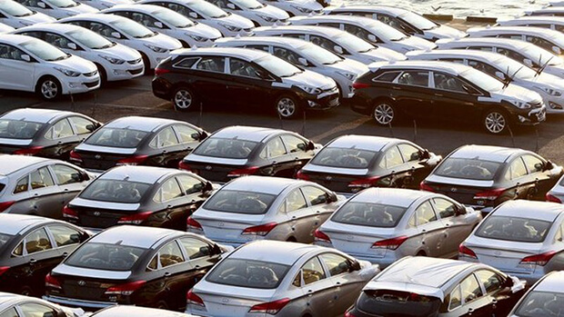 New car registrations down 9% in November