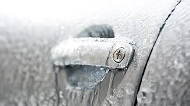Defrosting car door locks - a few hacks to gain access to your car on frosty mornings.