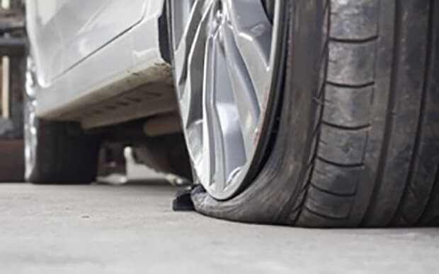 French tyre-slasher busted for slashing tyres on over 6,000 cars