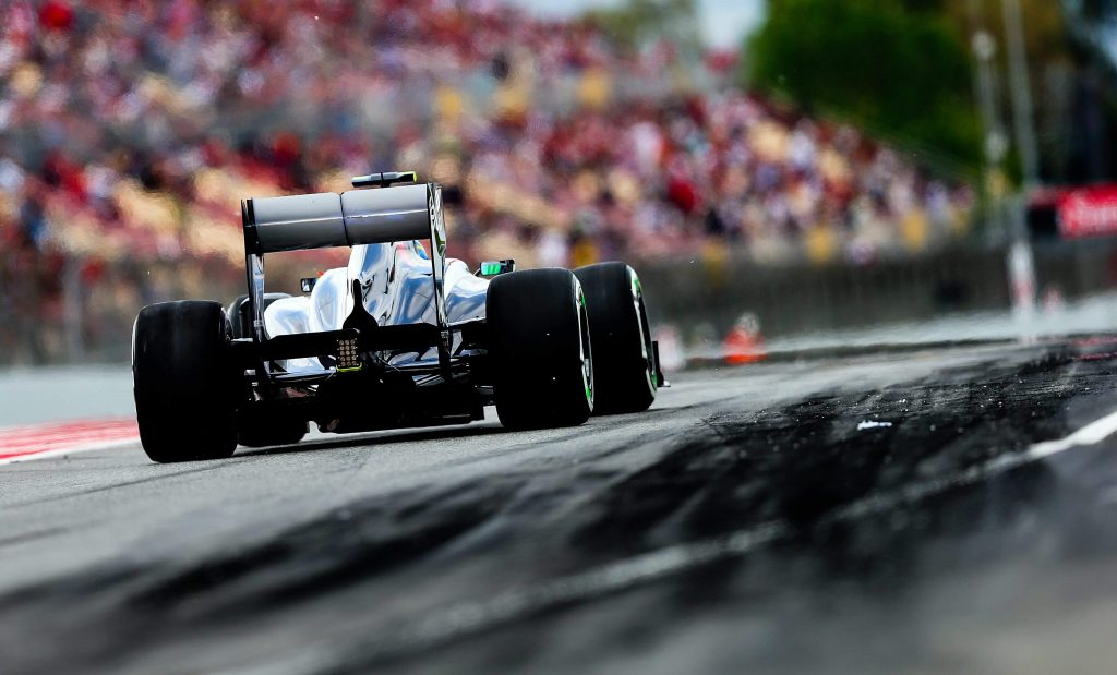 Formula 1 considers slowing down cars to make the racing better
