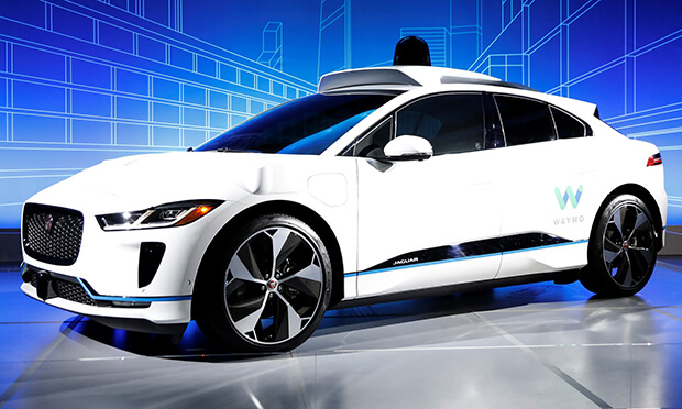 Jaguar to supply 20,000 cars to Google's self-drive ride-share company Waymo