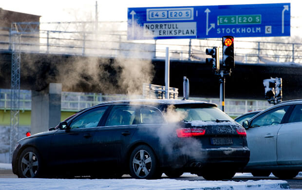 Swedish cities and towns may ban old diesel cars