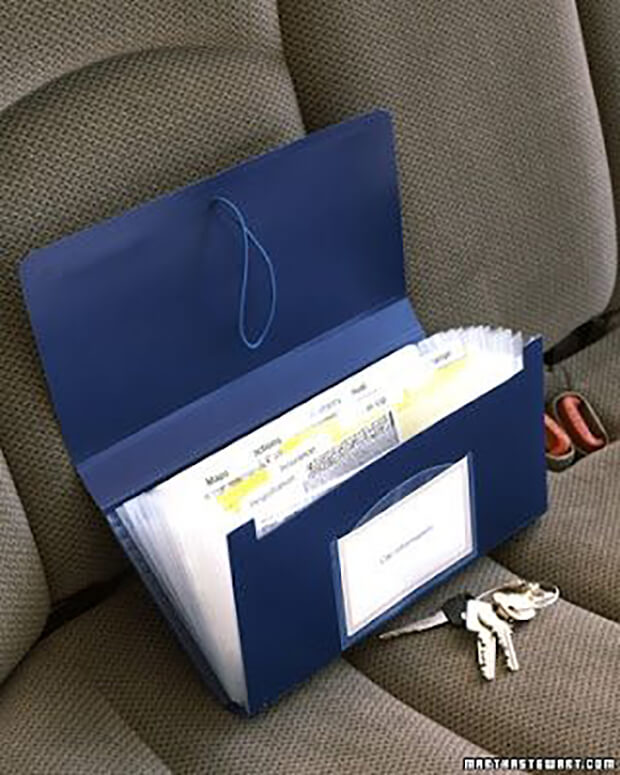 Vehicle Replacement Documents