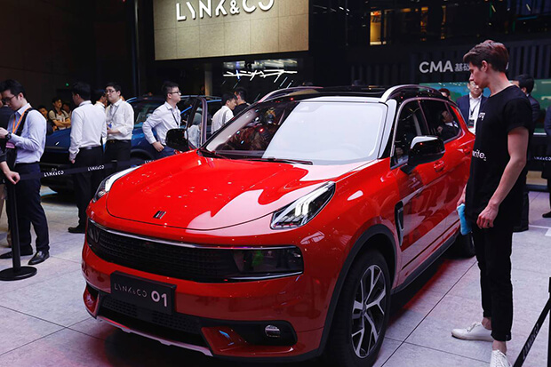Chinese car manufacturer to enter the European market