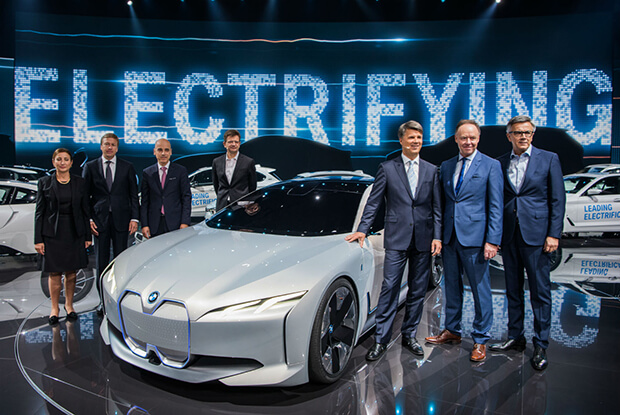 Germany's Electric Cars Are Coming for Elon Musk and Tesla