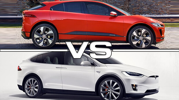 Jaguar claim they could beat Tesla's ludicrous mode