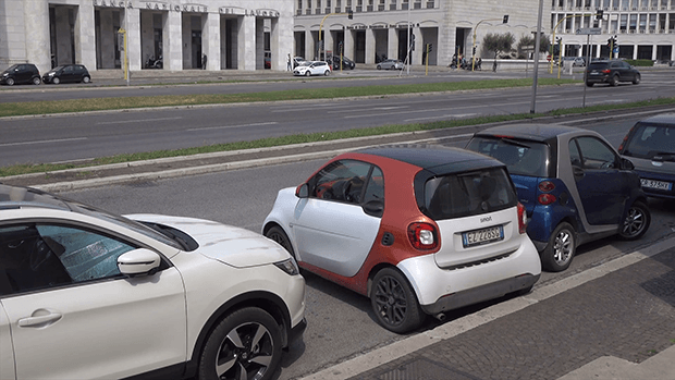 Smart Car set for Electric-Only Future