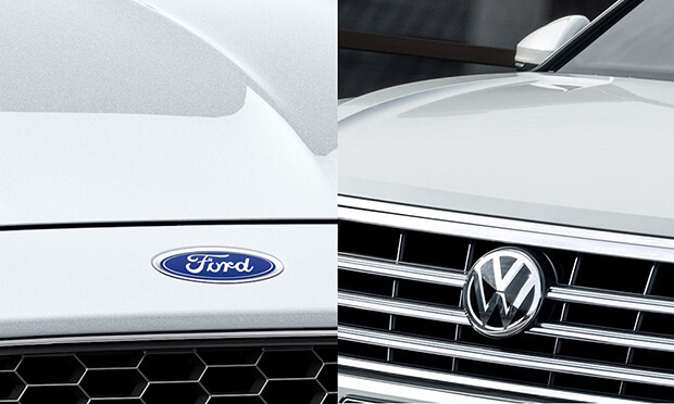 Ford and Volkswagen consider an alliance