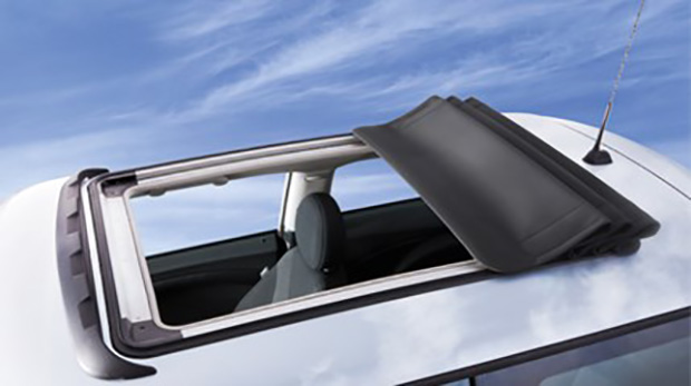 Folding/Ragtops Sunroof