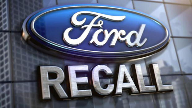 Ford Motors recalls 550,000 vehicles