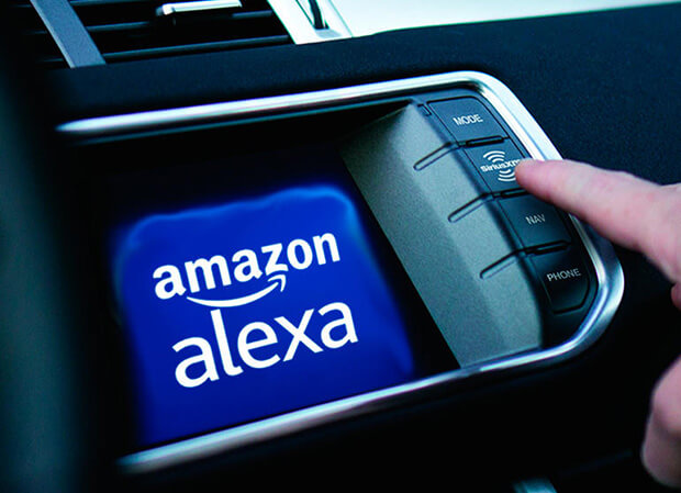 Amazon Alexa for Car Entertainment Systems