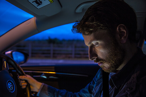 Why Driving Cars Are Secretly Making Us Sleepier