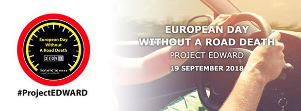 Project Edward European Day Without Road Deaths