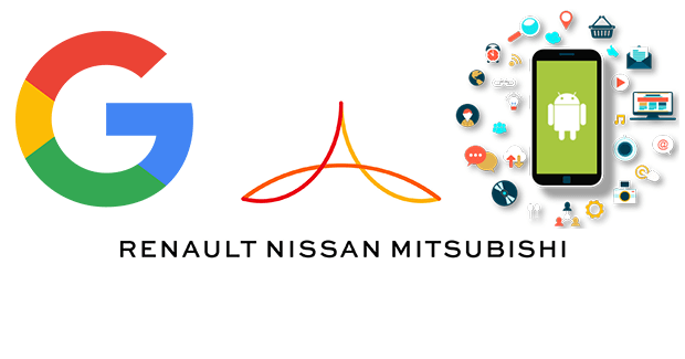 Google joins Renault-Nissan-Mitsubishi group to put Android in millions of their cars